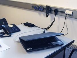 Solutii de conectare pentru birouri - Eubiq GSS System - Prize
