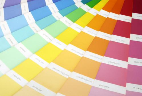 culori - Paleta de culori