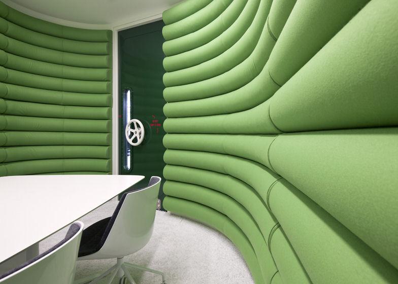 Sediul companiei Google din Londra - Birouri Google HQ in Covent Garden, Londra