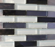 Mozaic sticla cristal TM0258 - Mozaic sticla - Sticla tip Cristal