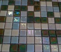 Mozaic vitros luminescent TM0213 - Mozaic sticla - Sticla colorata