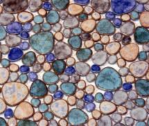 Mozaic ceramica Pebbles TM0007 - Mozaic ceramic - Forme speciale