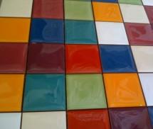Mozaic ceramica TM0221 - Mozaic ceramic - Mozaic patrat