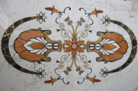 Medalion Floral - Constanta - Medalioane decorative florale