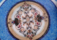 Medalion pentru piscina -  European - Medalioane decorative pentru pardoseala - Diverse modele