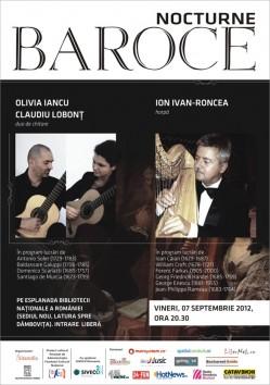 nocturna_5 - Nocturne baroce: Bach, Vivaldi, Scarlatti si Handel pe malul Dambovitei