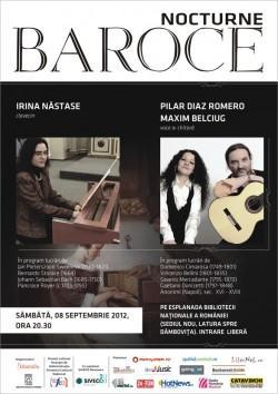 nocturna_6 - Nocturne baroce: Bach, Vivaldi, Scarlatti si Handel pe malul Dambovitei