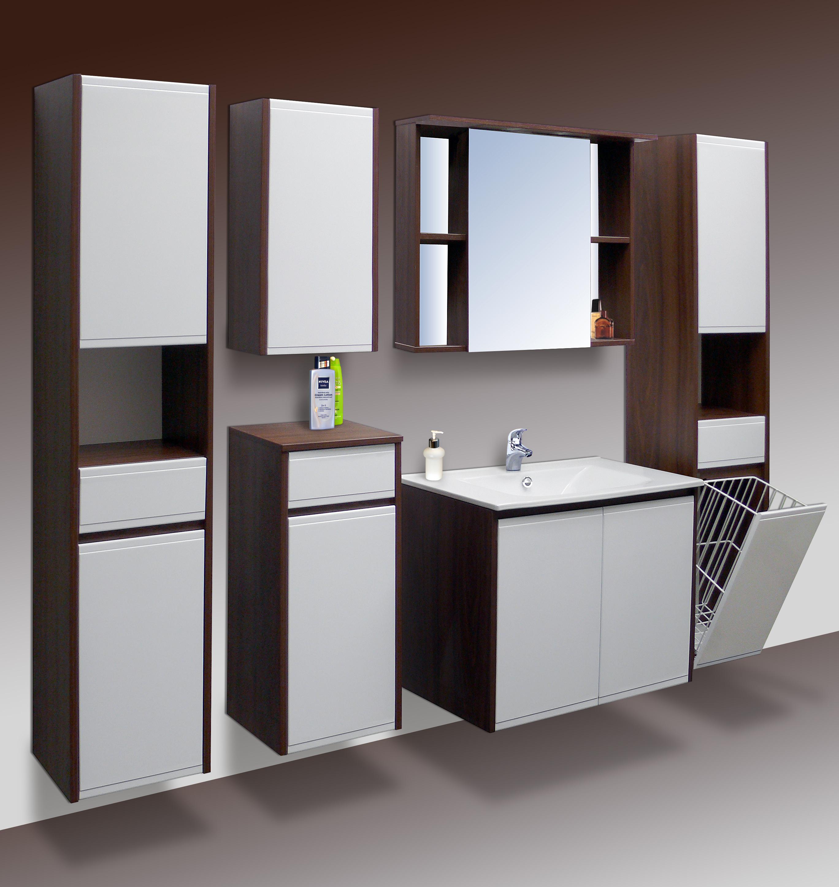Prezentare produs mobilier de baie sanotechnik poza 9 for Mobilier paris