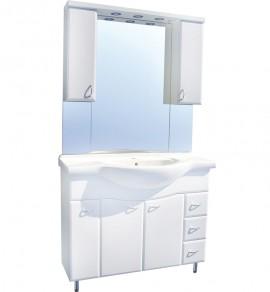 Mobilier de baie SANREMO LUX 105 - SANREMO