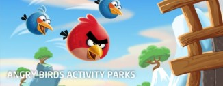 Angry Birds Activity Parks  - echipamente de joaca pentru copii - Angry Birds