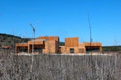 Casa pentru trei surori 5 - O casa pentru trei surori combina nevoile familiilor si designul spaniol