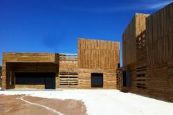 Casa pentru trei surori 6 - O casa pentru trei surori combina nevoile familiilor si designul spaniol