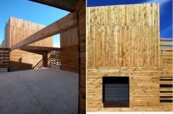 Casa pentru trei surori 7 - O casa pentru trei surori combina nevoile familiilor si designul spaniol