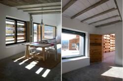 Casa pentru trei surori 10 - O casa pentru trei surori combina nevoile familiilor si designul spaniol