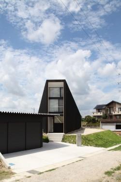 Casa Uno2 - Locuinta triunghiulara Casa Uno