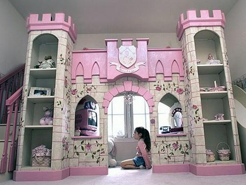 Foto: luxuryhomedecorating.com - Idei de camere tematice pentru copii