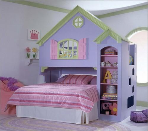 Foto: www.fitinhouse.com - Idei de camere tematice pentru copii