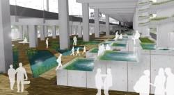 Cartier eco1 - Transformare a zonei de sub autostrada din San Francisco intr-un cartier eco