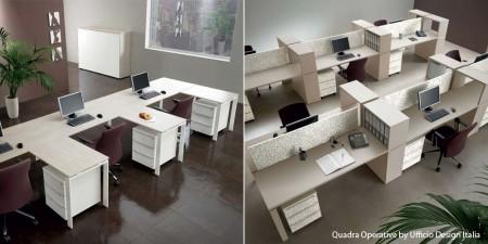 Quadra Operative by Ufficio - Birouri executive