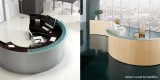 Axiom Curved - Styloffice - Mobilier receptie