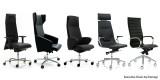 Emmegi executive black - Scaune ergonomice