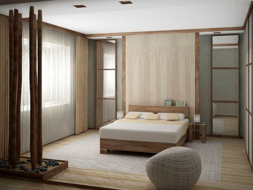 Un dormitor cu adevarat zen, foto via cultureofstyle.com - Un dormitor cu adevarat zen, foto via cultureofstyle.com