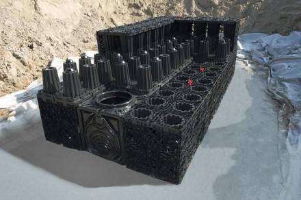 Sisteme de drenaj ACO Stormbrixx - Drenuri