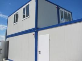 Constructii modulare din otel - Constructii modulare din otel - ModulKit®