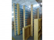 Case pe structura de lemn  - Proiectare