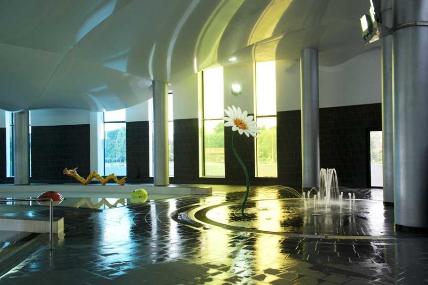 Aqua din Val de Scarpe12 - Centrul de relaxare Aqua din Val de Scarpe, Arras