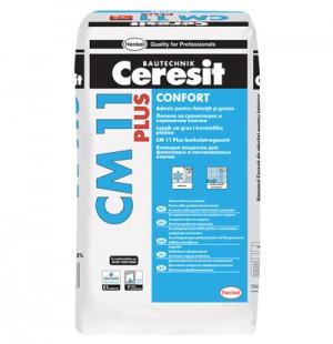 Adeziv Ceresit CM 11 - Adezivi pentru placari interioare si exterioare