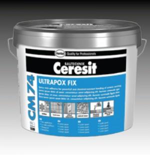 Adeziv Ceresit CM 74 - Adezivi pentru placari interioare si exterioare