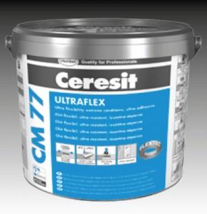 Adeziv Ceresit CM 77 - Adezivi pentru placari interioare si exterioare