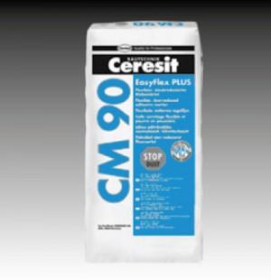 Adeziv Ceresit CM 90 - Adezivi pentru placari interioare si exterioare