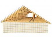 Case pe structura din lemn - Case pe structura din lemn