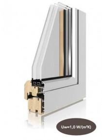 Sistemul UNI_ONE COPLANARE - Profile ferestre