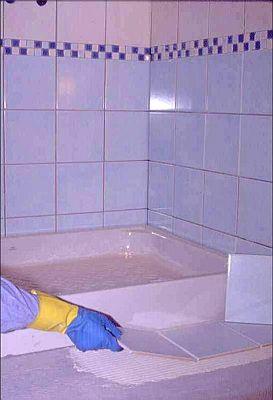 Placare pardoseala - Hidroizolare baie - Mapegum WPS