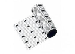 Saltea simpla tesuta din poliamida/poliester utilizata in lucrarile de returnare a stalpilor, pilelor, etc.  - Saltele umplute cu beton