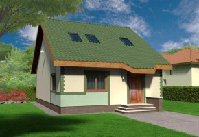 Proiect Casa Arges - suprafata: 135 mp - Proiecte case