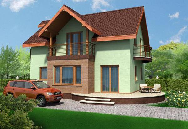 Proiecte de case din zidarie noiconstruim for Design exterior fatade case