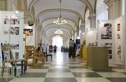 Spatiul de expozitie din cadrul MNIR - Conferinta de presa, spatiul de expozitie din MNIR si festivitatea de premiere