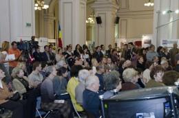 Festivitatea de premiere - Conferinta de presa, spatiul de expozitie din MNIR si festivitatea de premiere