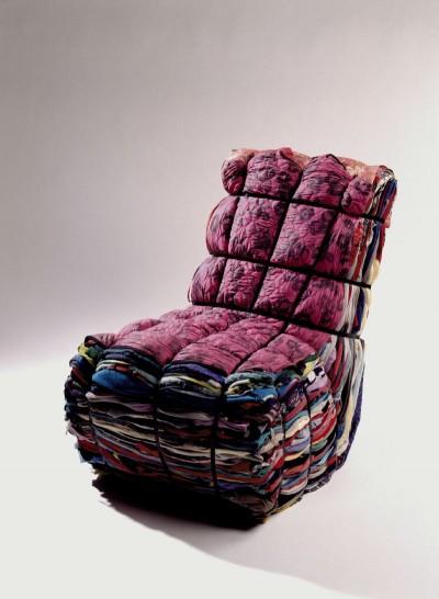 Design Tejo Remy, foto via  keetsacom - Designeri din cele mai diverse colturi ale lumii sunt inspirati de tema reciclarii