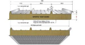 Hipertec Roof Sound - Hipertec® Roof Sound