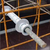 Tub distantier din plastic cu dop de etansare - Distantieri din plastic