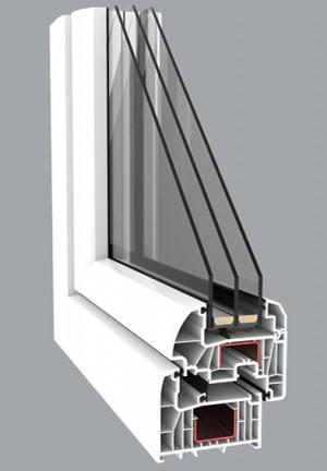 Sistemul cu 7 camere izolatoare - Ferestre PVC
