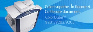 ColorQube - Multifunctionale color - XEROX