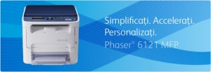 Multifunctional color Phaser 6121 MFP/S - Multifunctionale color - XEROX