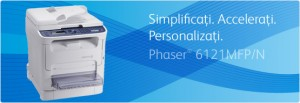 Multifunctional color Phaser 6121MFP/N - Multifunctionale color - XEROX