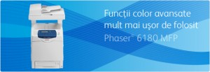 Multifunctional color Phaser 6180 MFP - Multifunctionale color - XEROX